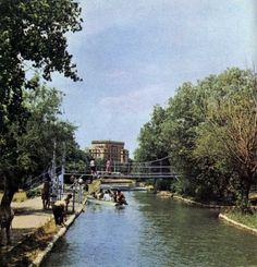Kiçik Venetsiya şəhərciyi 1970s