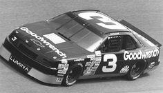 1991 Busch Clash. #DaleEarnhardtCars http://www.pinterest.com/jr88rules/dale-earnhardt-special-cars/