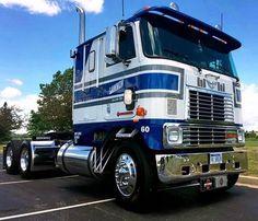 Big Rig Trucks, New Trucks, Custom Trucks, Cool Trucks, Freightliner Trucks, Peterbilt, International Harvester Truck, Truck Transport, Ranger