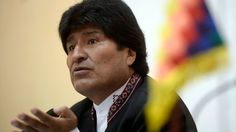 "Bolivian president to sue US govt for crimes against humanity. ""I would like to announce that we are preparing a lawsuit against Barack Obama to condemn him for crimes against humanity,"" said President Morales at a press conference in the Bolivian city of Santa Cruz. He branded the US president as a ""criminal"" who violates international law. (9/21/13) ~ Wow! Very interesting!"
