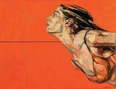 "Saatchi Art Artist Anna Bocek; Painting, ""swimming pool"" #art"