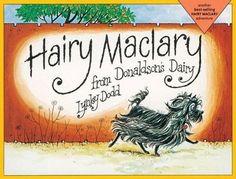 Hairy Maclary from Donaldson's Diary    Lynley Dodd