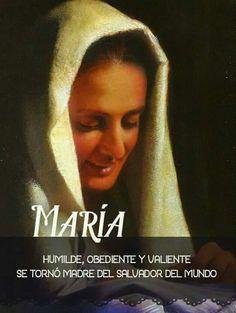 Mujeres fieles de la Biblia.