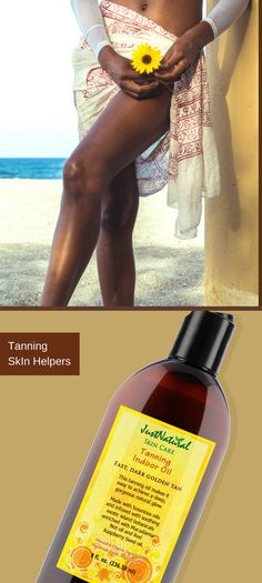Get the fast dark and long lasting tan. Fast, deep absorption that improves elasticity, tone, and defends skin from dryness.