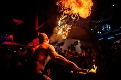 #fire #Superflow #Siam2nite photo by #winphotograph