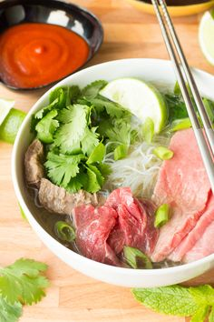Vietnamese Slow Cooker Pho with Beef