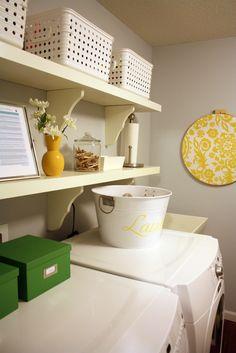 IHeart Organizing: Laundry