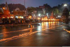 Ganga Aarti, Har Ki Pauri, Haridwar by Jonah Jones on 500px