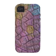 Colored stones Case-Mate iPhone 4 cover.  $53.95