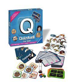 Geschenke quizduell