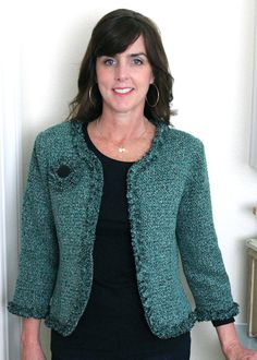 Pattern Reviews> New Look> 6028 (Misses' Jackets)