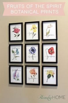 52 Best Gallery Wall Inspiration Images On Pinterest In 2018