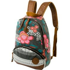 this Roxy backpack Rox. Roxy Backpacks, Cute Bags, Leather Purses, Outdoor Gear, Fashion Backpack, Purses And Bags, Cute Outfits, Handbags, My Style