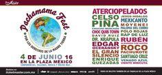 Pachamama Fest, por los derechos de la Madre Tierra