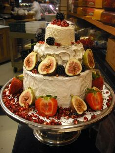 """Beautiful """"Cheese Cake"""" made from Artisan Cheeses"""