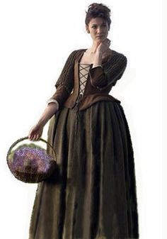 Pocket Claire.   I love this outfit