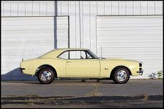 1967 Chevrolet Yenko Super Camaro 450 Dick Harrell Conversion