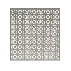 Aluminum sheet for earring holders - $10.98 @ Home Depot 1 ft x 2 ft, free pick up in store - need to get!