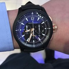 REPOST!!! This is for today ;) on my wrist... the Jaeger-LeCoultre Master Compressor Chronograph Ceramic!! #jaegerlecoultre #mastercompressor #chronograph #ceramic #chrono #watch #watches #wristwatch #wristshot #wristgame #timepiece #instawatch #watchgee