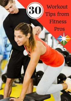 We got 30 fitness pros to spill their secrets. What are their workout tips? What would they never go to the gym without? How can you incorporate their tips into your own exercise routine? You need these ideas in your life!