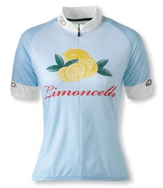 Limoncello Cycling Jersey