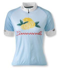 Limoncello Cycling Jersey