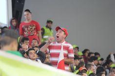 La euforia se trasladó a las graderías del coliseo El Cielo. La pasión se ve y se siente en la Liga Argos Futsal.