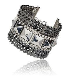 Gina Tricot - Metal stud bracelet