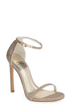 Beautiful, strappy sandal.