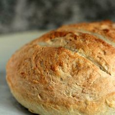 One Hour Bread Recipe: Burning Down The Kitchen with Cookistry