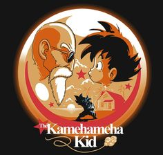 The Kameha Kid T-Shirt $11 Dragon Ball tee at RIPT today only!