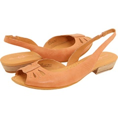 coral flats.. they look vintage