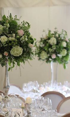 A personal portfolio of bespoke wedding and event flowers created by Hannah Berry Flowers