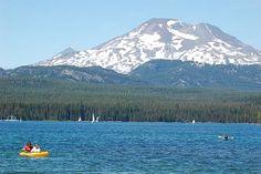 8) Elk Lake