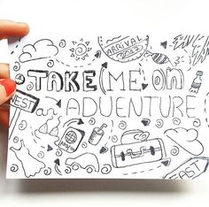 Take me on an adventure