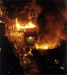 LA Riots 1992 ~ One very scary time!