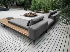 Grid seating set