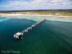 Israelite Bay Jetty, Western Australia.