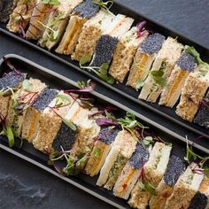 Freshly made sandwiches will always be in demand!
