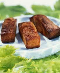 Mini Cake au miel