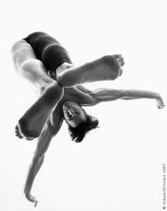 David Parsons from Passion & Line  by Howard Schatz