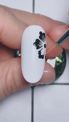 nail art videos - nail art designs ` nail art ` nail art designs for spring ` nail art videos ` nail art designs easy ` nail art designs summer ` nail art diy ` nail art summer Nail Art Hacks, Gel Nail Art, Nail Art Diy, Gel Nails, Manicure, How To Nail Art, Baby Nail Art, Henna Nail Art, Nail Nail
