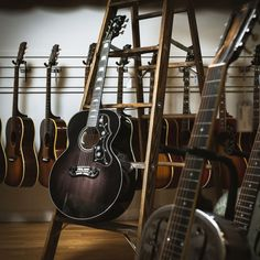 """Originally dubbed the """"Super Jumbo"""" and marketed as their highest-end flattop acoustic, Gibson began making the SJ200 in limited quantities…"""
