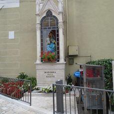 Madonna della Salute a S. Martino di Lupari.