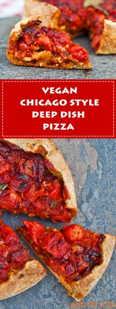 Tastes so good, you won't believe it's vegan! Thick, spicy sauce and melty…