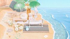 Animal Crossing Leaf, Animal Crossing Wild World, Island Theme, Beach Design, Video Game Art, New Leaf, Wild Hearts, My Animal, Cute Animals