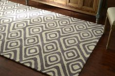 Tuscan VS116 Ivory Rug | Contemporary Rugs