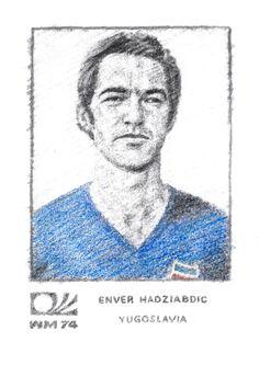 #130: Enver Hadziabdic, Yugoslavia