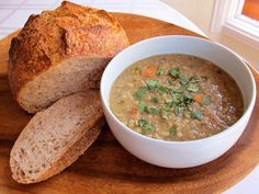 What the Ancient Israelites Ate - Jacob's Lentil Stew