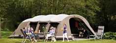 Monster Sized Large Family Tents